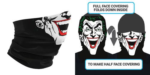 Joker Mouth Tubular