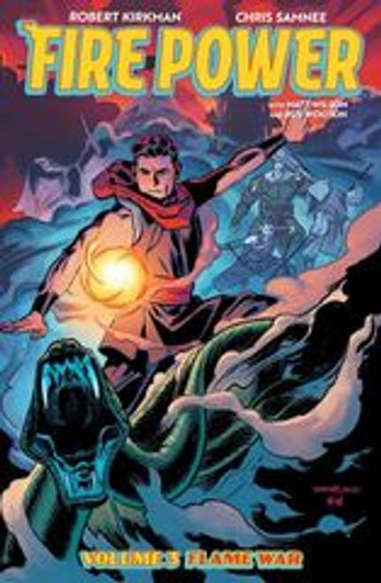 Fire Power by Kirkman & Samnee, Volume 3