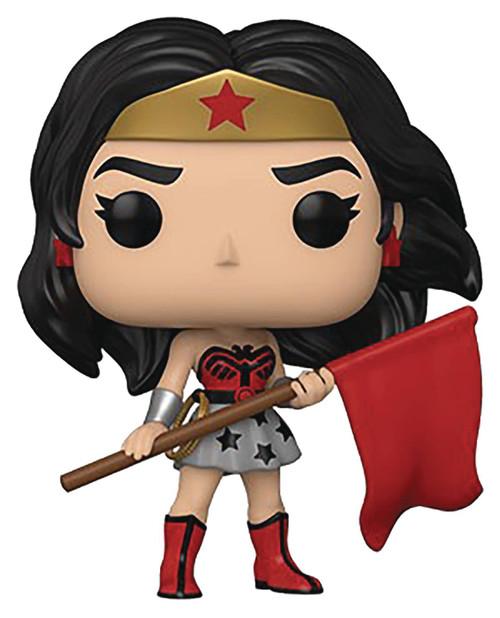 Funko POP! Vinyl: Wonder Woman 80Th - Superman Red Son #392