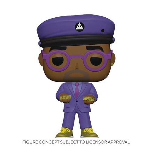 Funko POP! Vinyl: Spike Lee Purple Suit #03