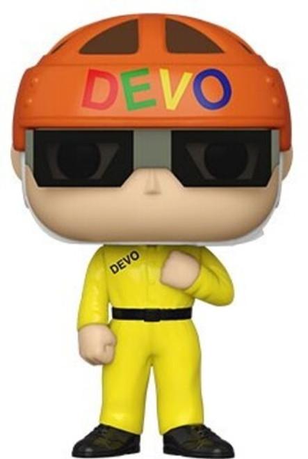 Funko POP! Vinyl: Devo Satisfaction - Yellow Suit #217