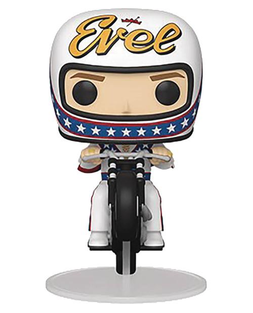 Funko POP! Vinyl: Evel Knievel On Motorcycle #101