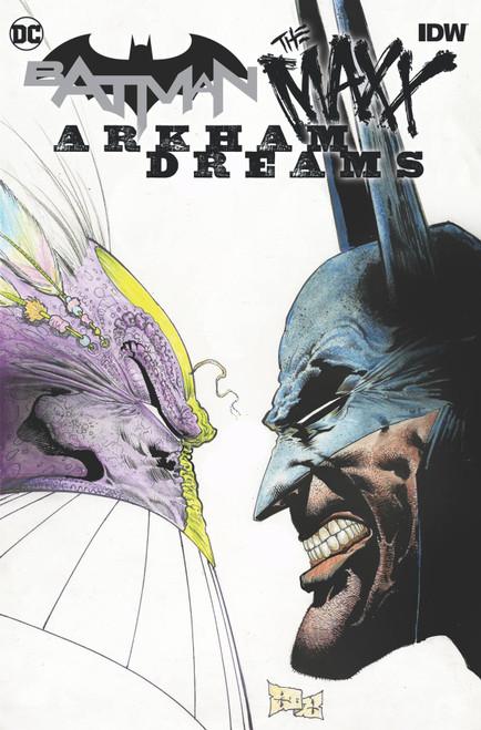 Batman The Maxx - Arkham Dreams HC