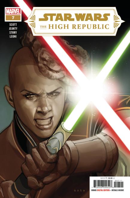Star Wars High Republic #7