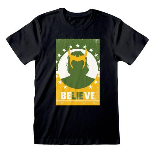 Marvel Loki - Believe T-Shirt - XL