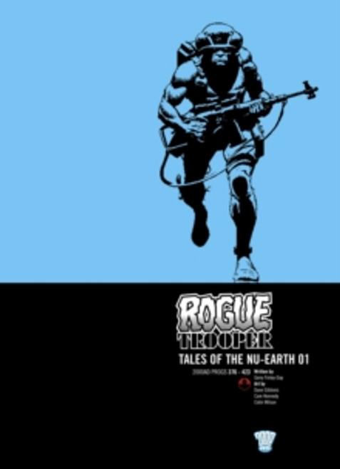 Rogue Trooper: Tales of Nu-Earth 01