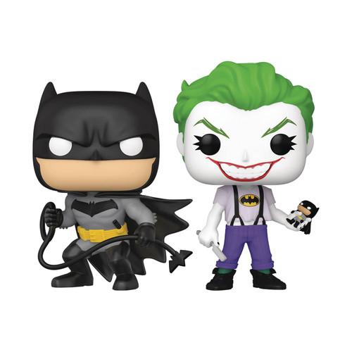 Funko POP! Vinyl: Sdcc 2021: DC Batman White Knight - Batman/Joker