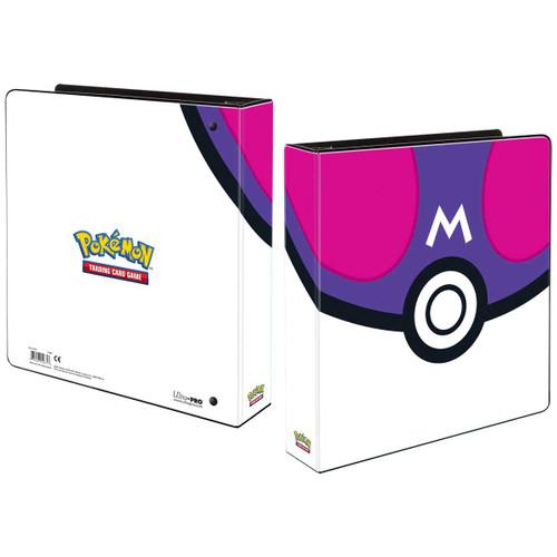 "Pokemon Master Ball 2"" Album"