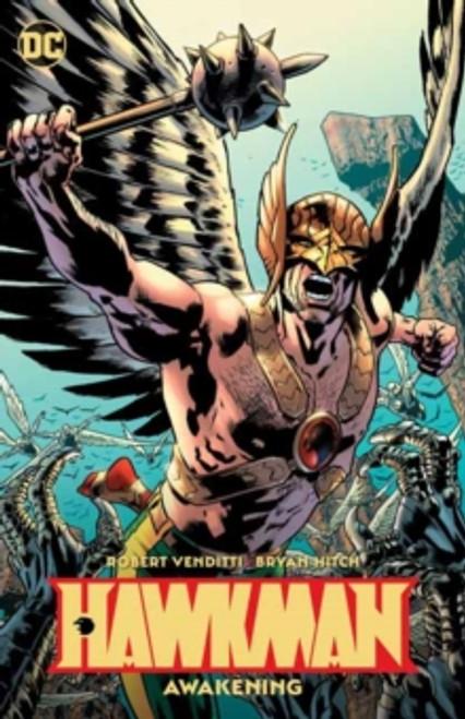 Hawkman Volume 1: Awakening - Signed by Bryan Hitch
