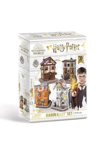 Harry Potter 3D Puzzle Diagon Alley Set (273  pieces)