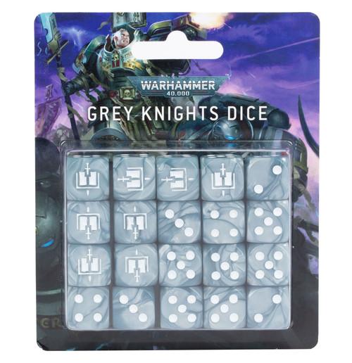Warhammer 40000: Grey Knights Dice