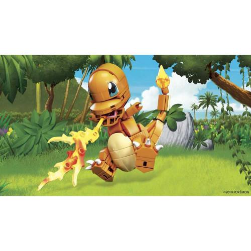 Mega Construx- Pokemon Charmander