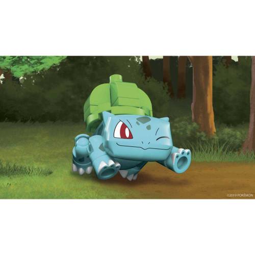 Mega Construx- Pokemon Bulbasaur