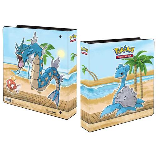Pokemon Gallery Series Seaside 2 inch Album