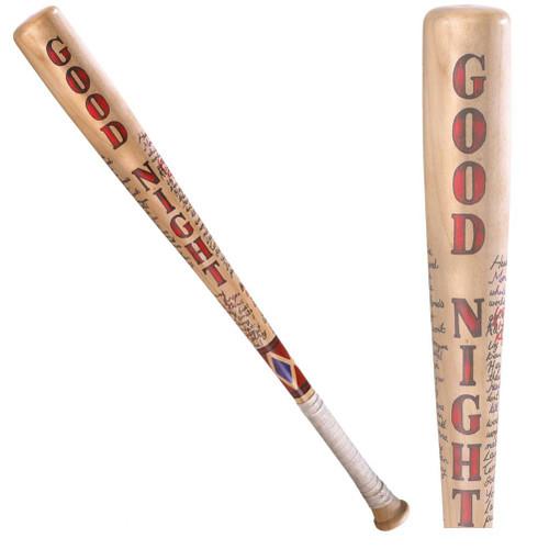 Suicide Squad Harley Quinn Baseball Bat 1:1 Scale