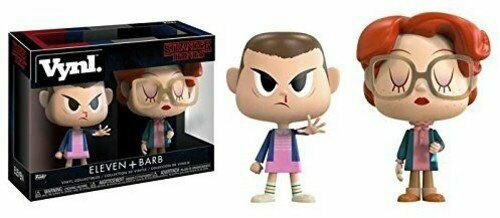 Vynl Stranger Things Eleven & Barb