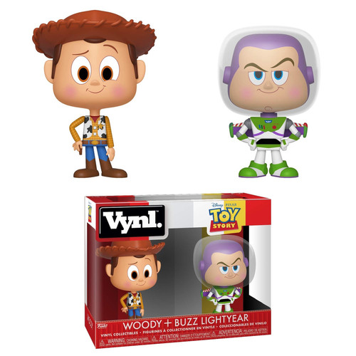 Vynl Toy Story - Woody And Buzz