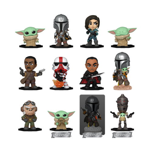 Mystery Minis: The Mandalorian Specialty Series