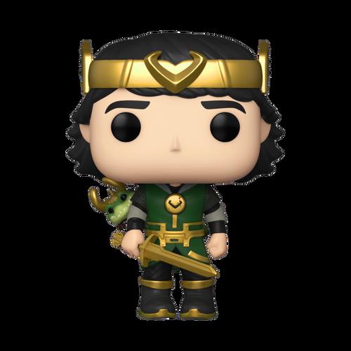 Funko POP! Vinyl: Marvel: Loki - Kid Loki #900