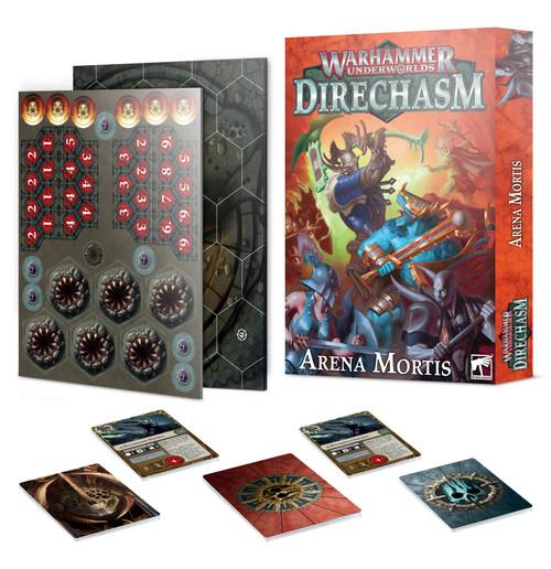 Warhammer Underworlds: Arena Mortis ( New Version)