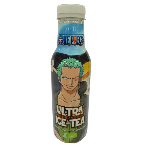 One Piece Zoro Organic Iced Tea with Red Fruit Flavour 500.0ml 500g