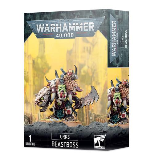 Orks: Beastboss
