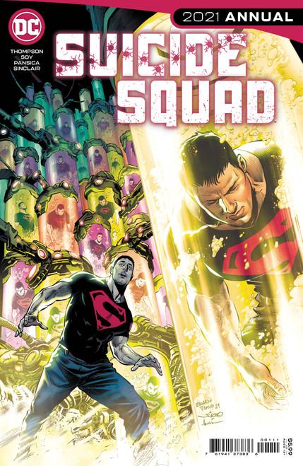 Suicide Squad 2021 Annual #1 Cvr A