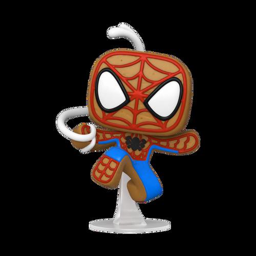 Funko POP! Vinyl: POP Marvel: Holiday - Spider-Man #939