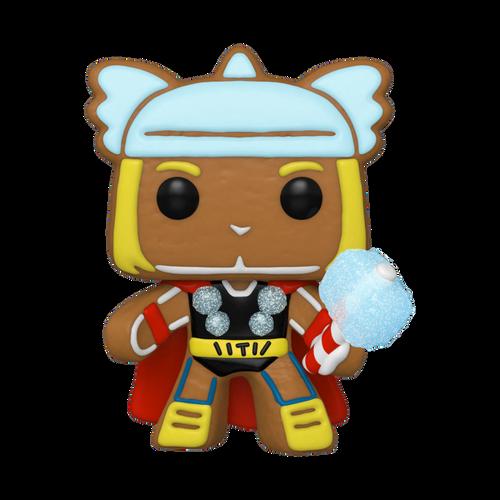 Funko POP! Vinyl: POP Marvel: Holiday - Thor #938