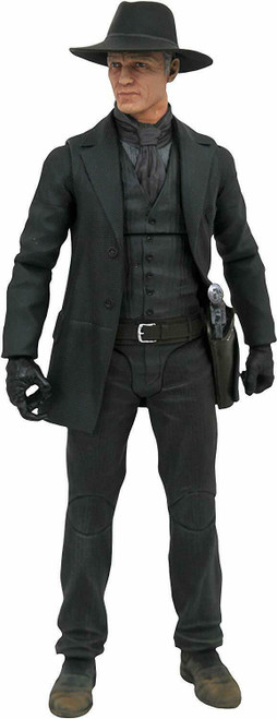 West World Action Figure Man In Black