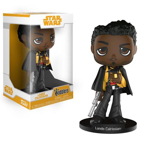 Star Wars Solo Lando Calrissian Wacky Wobbler