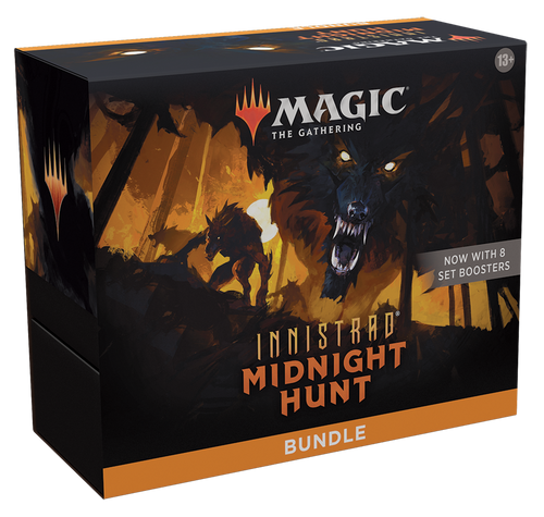 MTG: Innistrad Midnight Hunt Bundle (Pre-order-Out 24/09/2021)