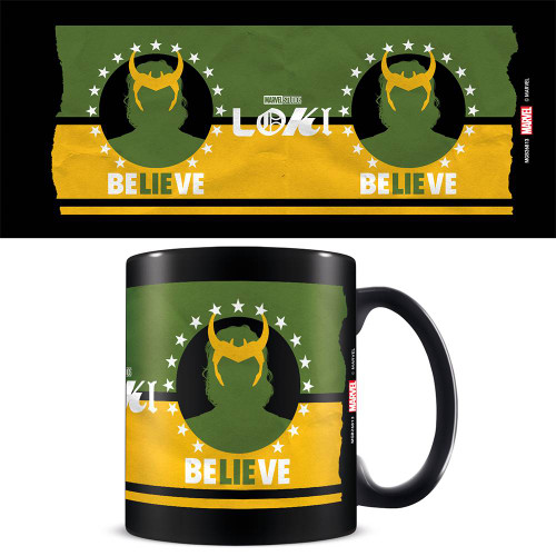 Loki Believe Mug