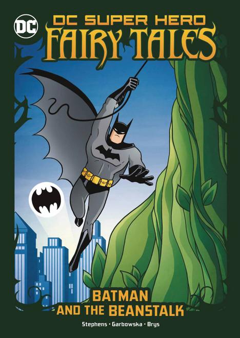 DC Super Hero Fairy Tales Batman And Beanstalk