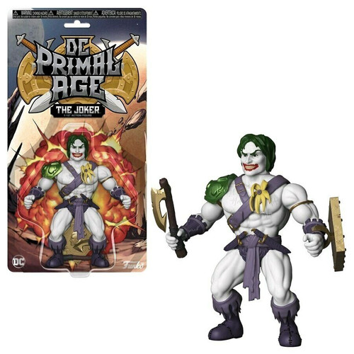 DC Primal Age: Joker