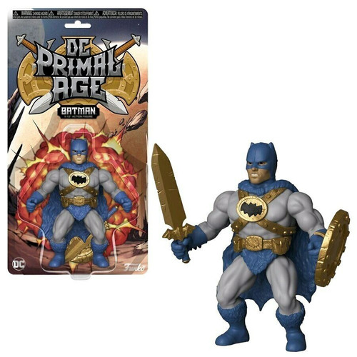 DC Primal Age: Batman