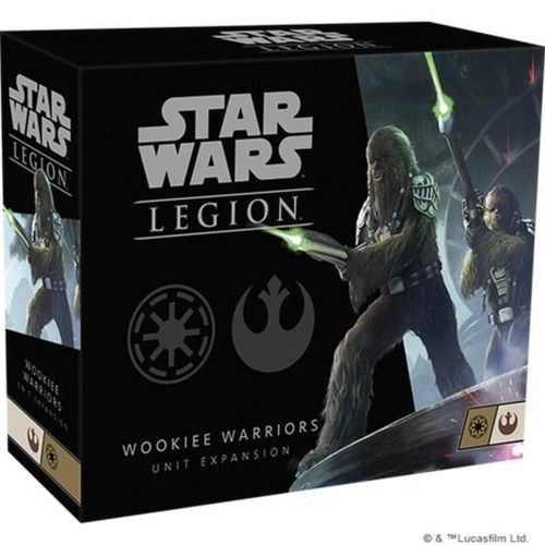 Star Wars Legion: Wookie Warriors (2021) Unit