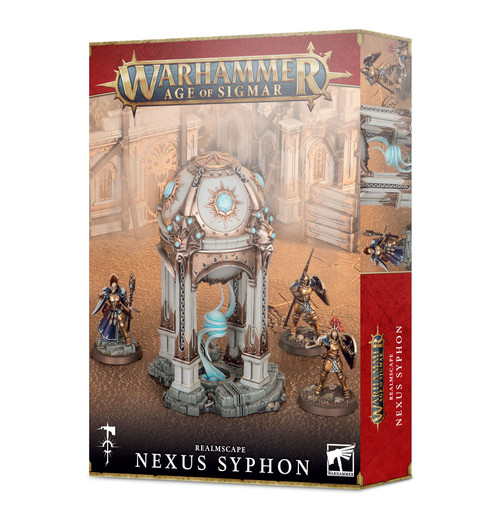 Age Of Sigmar: Nexus Syphon (Pre-order-Out 25/09/2021)