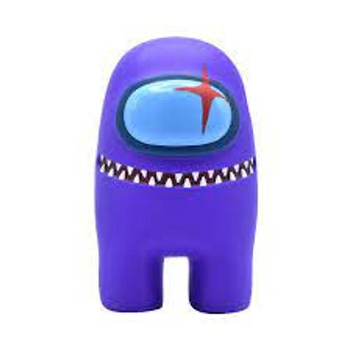 Among Us Mega Squishme Anti-Stress Figure  15 cm purple