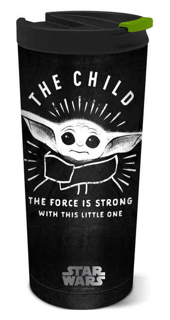 Mandalorian The Child Force 425 ML Stainless Steel