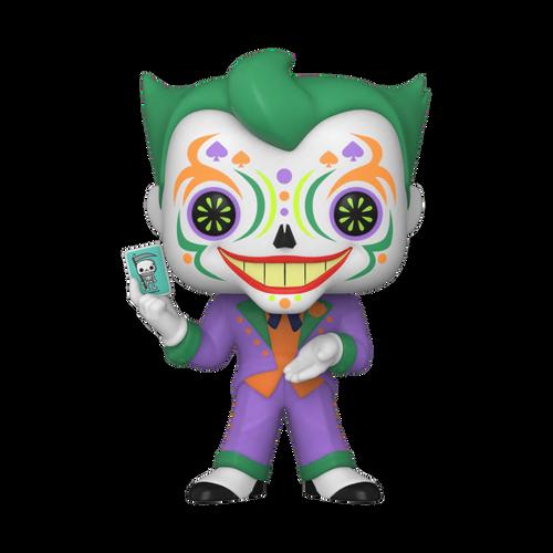 Funko POP! Vinyl: Dia De Los DC - Joker #414