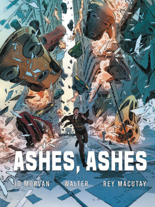 Ashes Ashes HC