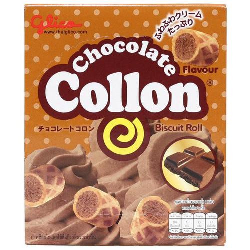 Collon Chocolate Cream Biscuits (Thai) 54g