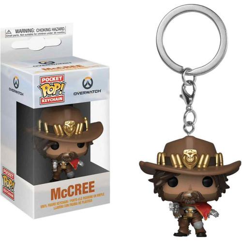 Pocket Pop Overwatch Mccree Fig Keychain