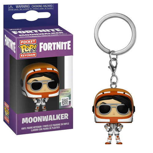 Pocket Pop Fortnite: Moonwalker Keychain