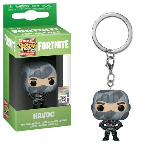 Pocket Pop Fortnite: Havoc Keychain
