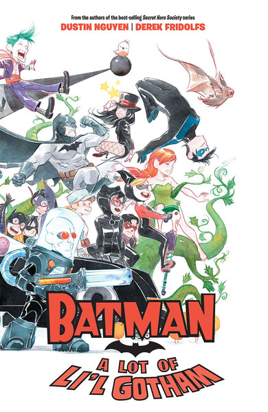 Batman A Lot Of Lil Gotham