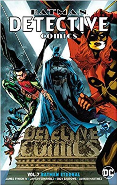 Batman Detective Comics Vol 07 Batman Eternal