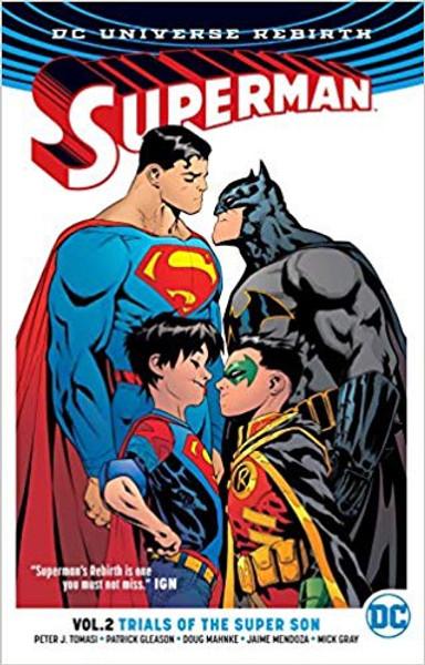 Superman Vol 02 Trials Of The Super Son (REBIRTH)