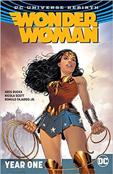 Wonder Woman Vol 02 Year One (REBIRTH)